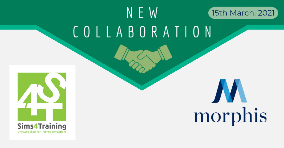 Morphis Consulting is pleased to announce a new strategic partnership with Sims4Training